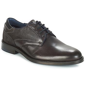 Sapatos Homem Sapatos Carlington JECINZA Cinza