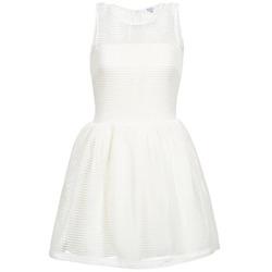 Textil Mulher Vestidos curtos Brigitte Bardot AGNES Branco