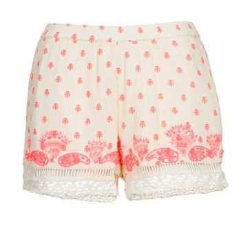 Textil Mulher Shorts / Bermudas Brigitte Bardot ANGELINE Cru