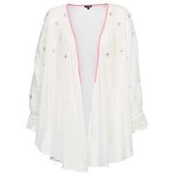 Textil Mulher Casacos de malha Brigitte Bardot APOLLINE Branco