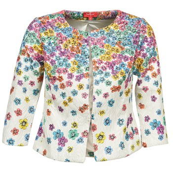 Textil Mulher Casacos/Blazers Derhy JOCASTE Cru