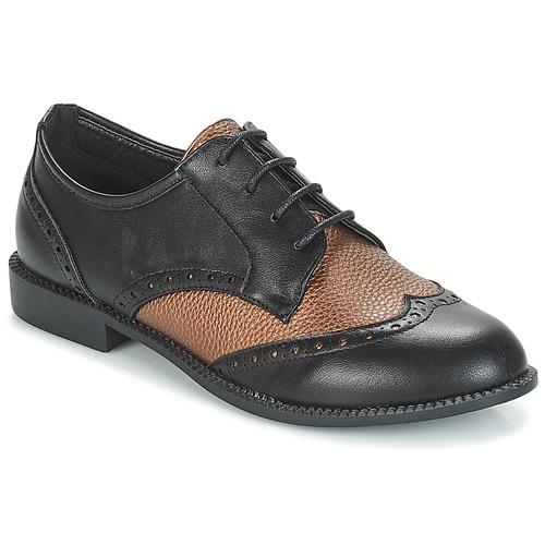 Sapatos Mulher Sapatos Moony Mood JOURDA Tri / Cor