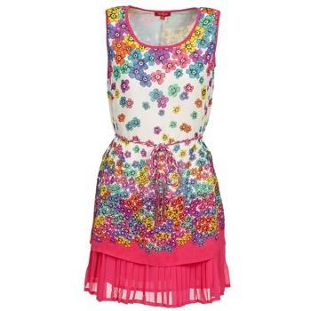 Textil Mulher Vestidos curtos Derhy BARMAN Cru / Rosa