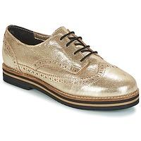 Sapatos Mulher Sapatos Coolway AVO Ouro / Preto