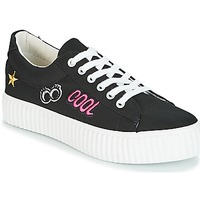 Sapatos Mulher Sapatilhas Coolway COOL Preto