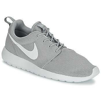 Sapatos Homem Sapatilhas Nike ROSHE ONE Cinza / Branco
