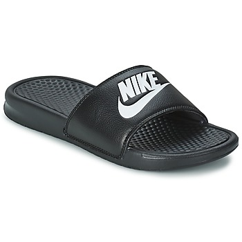Sapatos Homem chinelos Nike BENASSI JUST DO IT Preto