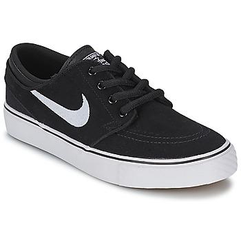 Sapatos Rapaz Sapatilhas Nike STEFAN JANOSKI ENFANT Preto