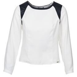 Textil Mulher Tops / Blusas La City LAETITIA Cru / Preto