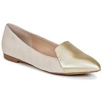 Sapatos Mulher Mocassins French Connection GALINA Dourado / Rosa