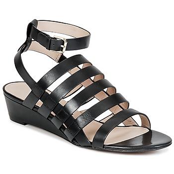 Sapatos Mulher Sandálias French Connection WINONA Preto