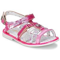 Sapatos Rapariga Sandálias Catimini CHOUETTE Fúchsia