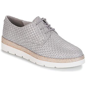 Sapatos Mulher Sapatos S.Oliver  Prateado