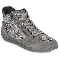 Sapatos Mulher Sapatilhas Geox D MYRIA Cinza