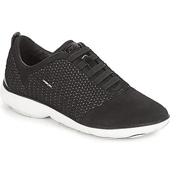 Sapatos Mulher Sapatilhas Geox D NEBULA Preto