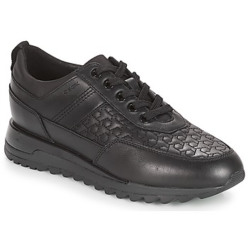 Sapatos Mulher Sapatilhas Geox D TABELYA Preto