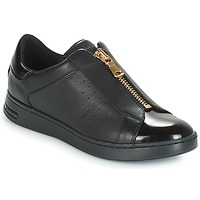 Sapatos Mulher Sapatilhas Geox D JAYSEN Preto