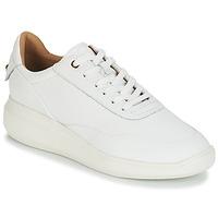 Sapatos Mulher Sapatilhas Geox D RUBIDIA Branco