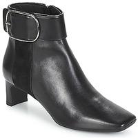Sapatos Mulher Botins Geox D VIVYANNE MID Preto