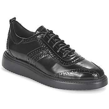 Sapatos Mulher Sapatos Geox D THYMAR Preto