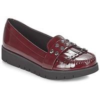 Sapatos Mulher Mocassins Geox D BLENDA Bordô