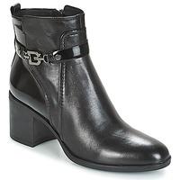 Sapatos Mulher Botins Geox D GLYNNA Preto