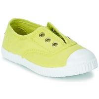 Sapatos Rapariga Sapatilhas Chipie JOSEPE Amarelo