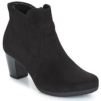 Sapatos Mulher Botins Gabor KENAT Preto