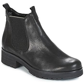 Sapatos Mulher Botas baixas Gabor TREASS Preto