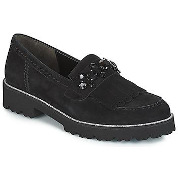 Sapatos Mulher Mocassins Gabor TINGER Preto