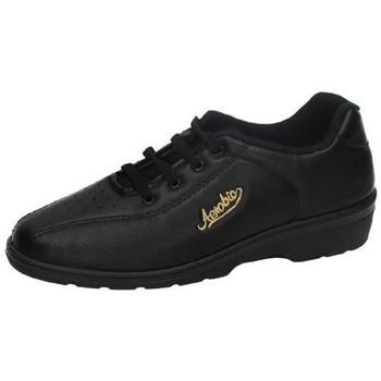 Sapatos Mulher Sapatilhas Alfonso  Preto