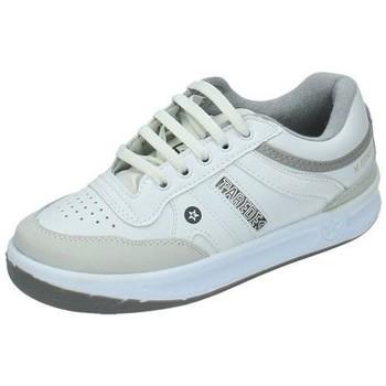 Sapatos Homem Sapatilhas Paredes  Branco