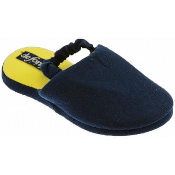 Sapatos Criança Chinelos De Fonseca  Azul