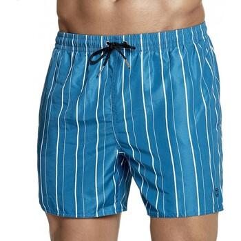 Textil Homem Shorts / Bermudas Impetus 7402E54 E65 Azul