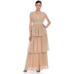 Textil Mulher Vestidos compridos Kocca Vestido DAIKA Rosa