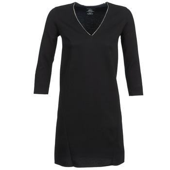 Textil Mulher Vestidos curtos Majestic BRUNEHILDE Preto