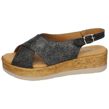 Sapatos Mulher Sandálias Fanny Valero  Cinza