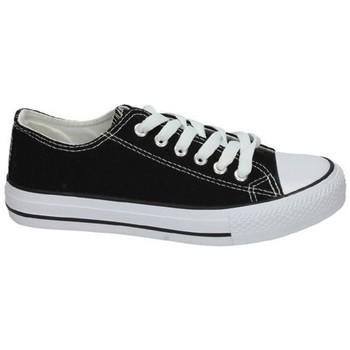Sapatos Mulher Sapatilhas de ténis Demax  Preto