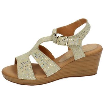 Sapatos Mulher Sandálias Noelia  Bege
