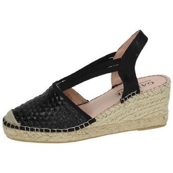 Sapatos Mulher Alpargatas Garque  Preto
