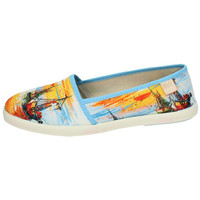 Sapatos Mulher Slip on Moranchel  Azul