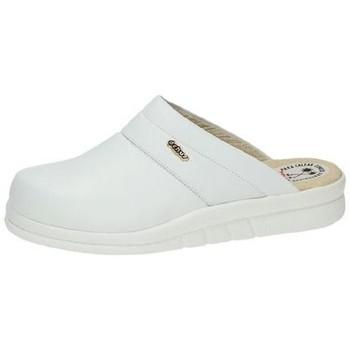 Sapatos Homem Tamancos Dchus  Branco