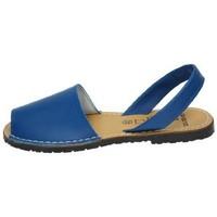 Sapatos Mulher Sandálias Avarca Cayetano Ortuño  Azul