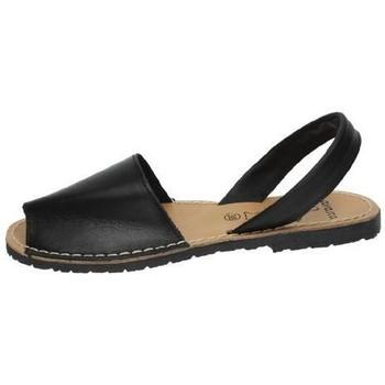 Sapatos Mulher Sandálias Avarca Cayetano Ortuño  Preto