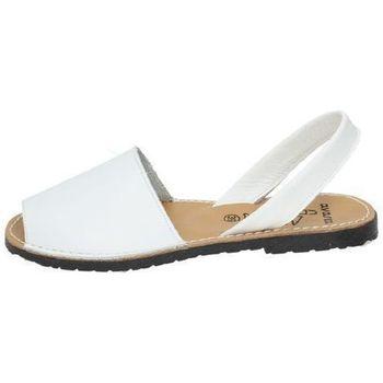 Sapatos Mulher Sandálias Avarca Cayetano Ortuño  Branco