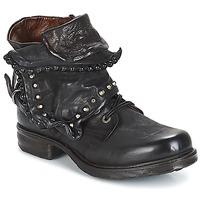 Sapatos Mulher Botas baixas Airstep / A.S.98 SAINTEC Preto