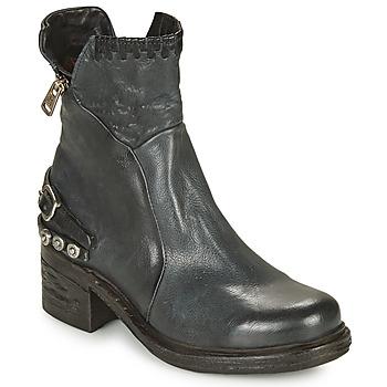 Sapatos Mulher Botas baixas Airstep / A.S.98 NOVA 17 Azul / Preto
