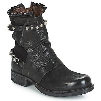 Sapatos Mulher Botas baixas Airstep / A.S.98 SAINT 14 Preto