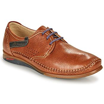Sapatos Homem Sapatos Fluchos CATAMARAN Castanho