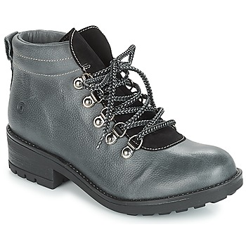 Sapatos Mulher Botas baixas Casual Attitude JAFA Cinza